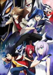 Cardfight!! Vanguard Film : Neon Messiah streaming