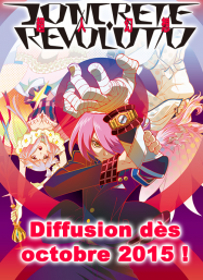 Concrete Revolutio : Choujin Gensou streaming