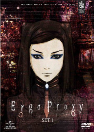 Ergo Proxy streaming