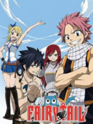 Fairy Tail streaming