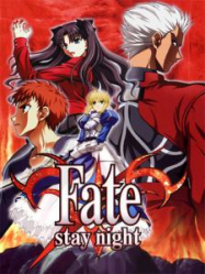 Fate/Stay Night streaming