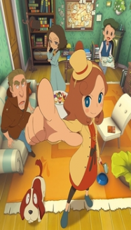 Layton Mystery Tanteisha - Katori No Nazotoki Files streaming vostfr