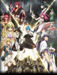Magi 2 - The Kingdom of Magic streaming