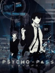 Psycho Pass - Extended Edition streaming