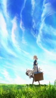 Violet Evergarden streaming