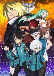 World Trigger : Toubousha Hen streaming