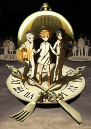 Yakusoku no Neverland streaming vostfr