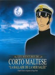 Corto Maltese-La Ballade en Mer Salée
