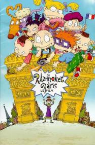 Les Razmoket à Paris, le film