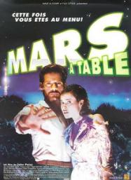 Mars à table !
