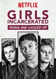 Jeunes filles en prison
