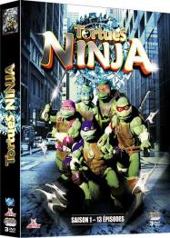 Tortues Ninja, La Nouvelle Génération.